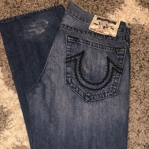 True Religion Men's Bootcut Jeans